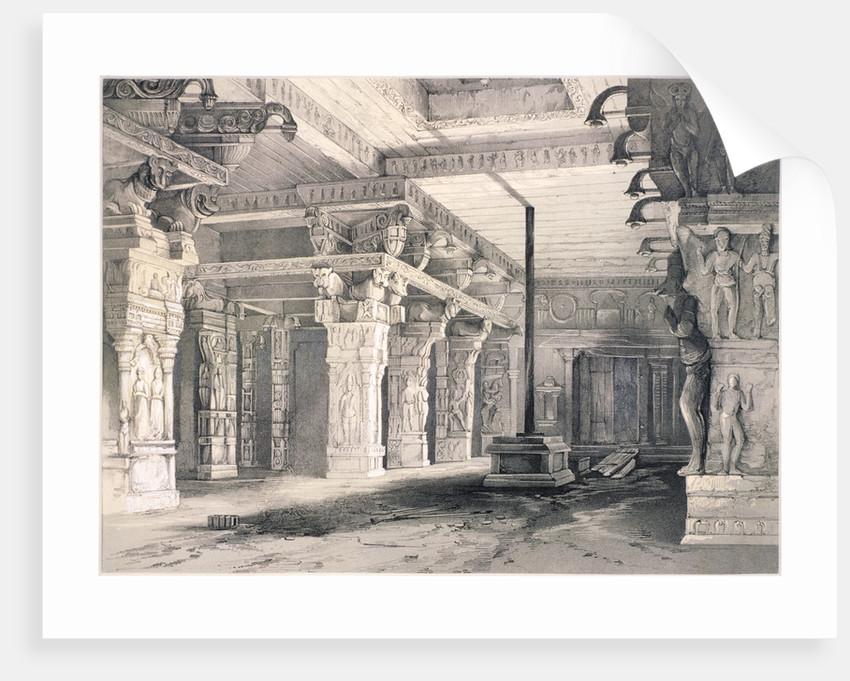 Temple of Sri Rama, Combaconum by J Hogarth