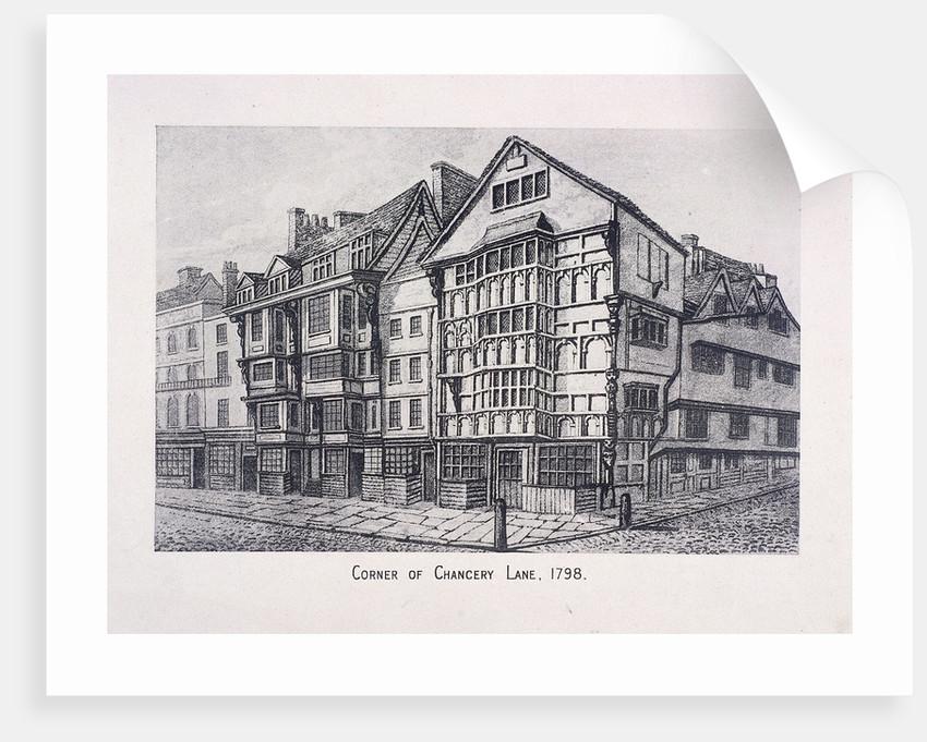 Chancery Lane, London by