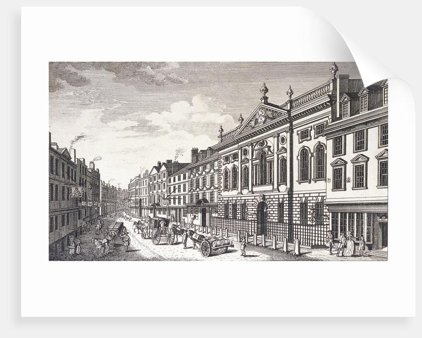 Ironmongers' Hall, Fenchurch Street, London by