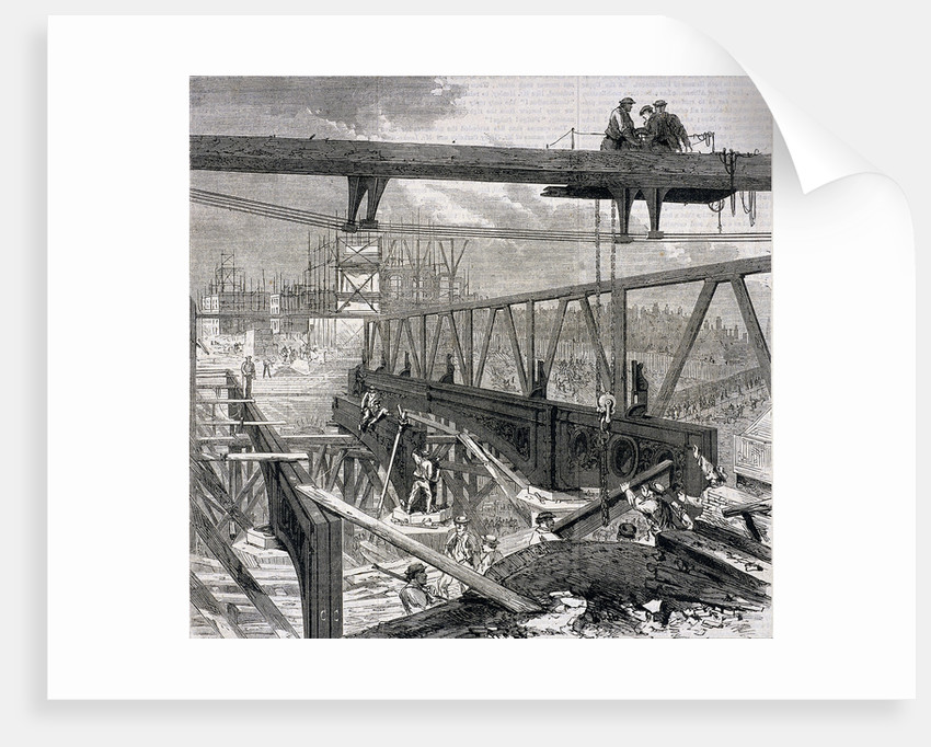 Holborn Viaduct, London by CC