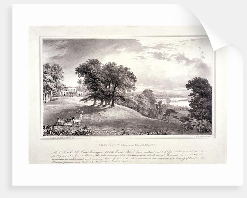 Charlton House near Blackheath, Greenwich, London by William Day