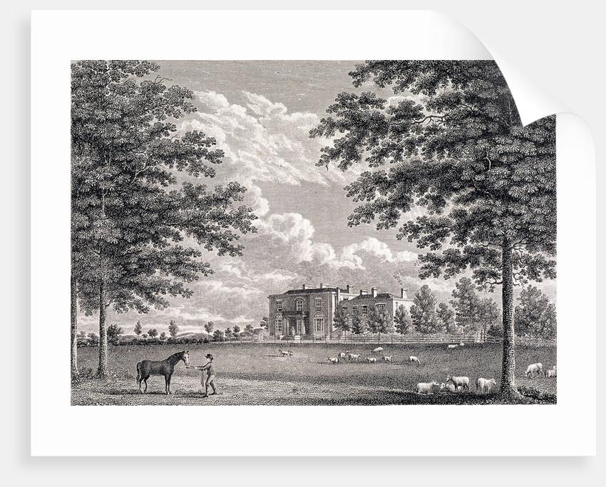 Brockwell Hall, Herne Hill, Lambeth, London by Bartholomew Howlett