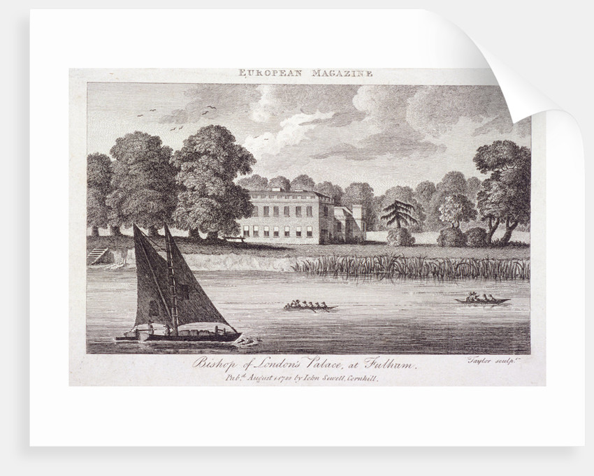 Fulham Palace, Fulham, London by