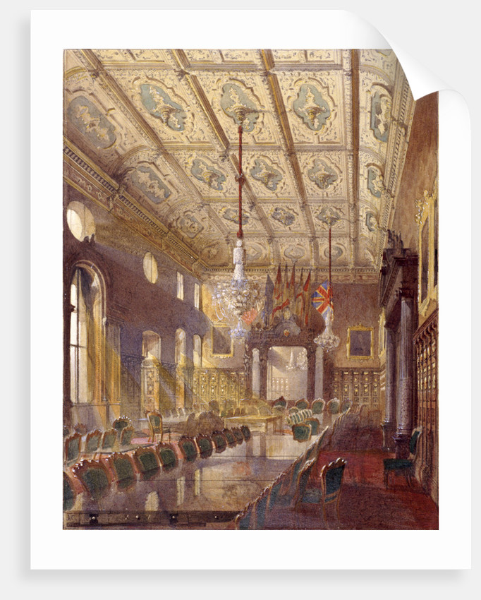 Ironmongers Hall, London by John Crowther
