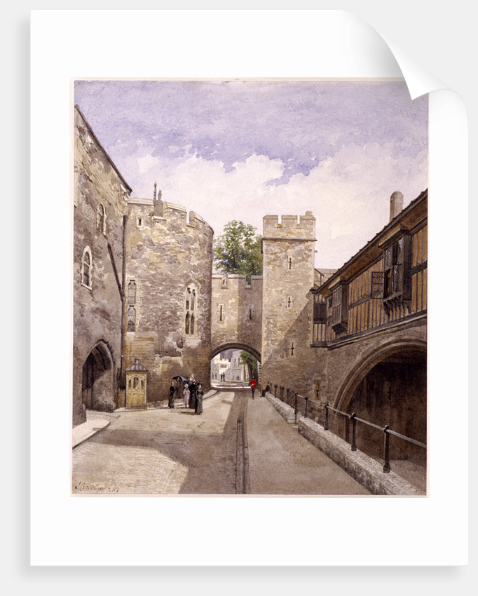 Tower of London, London by John Crowther