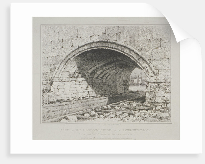London Bridge (old) by