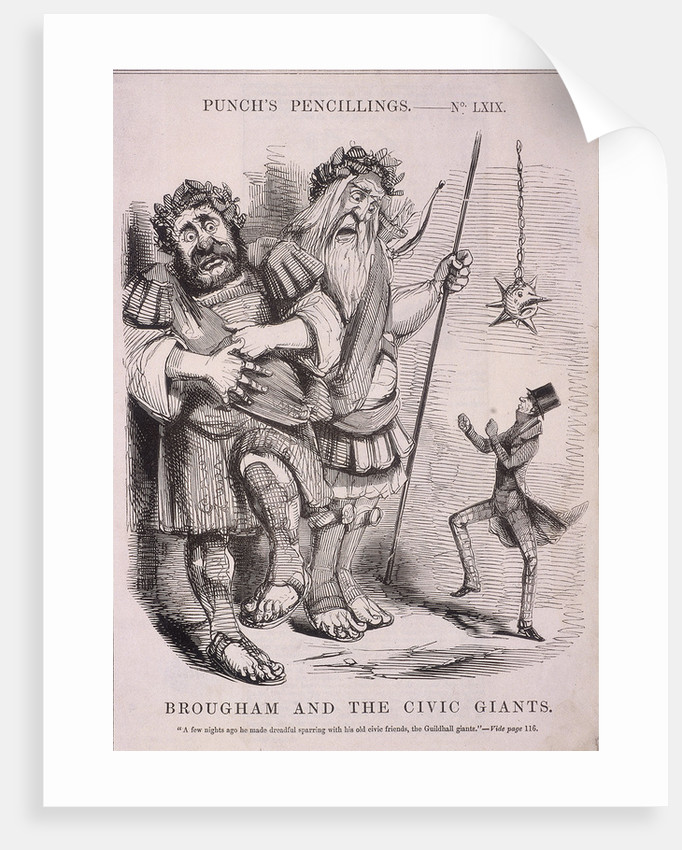 Brougham and the Civic Giants by