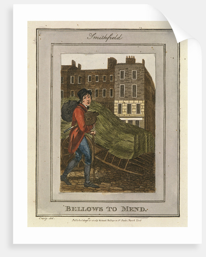 Bellows to Mend, Cries of London by