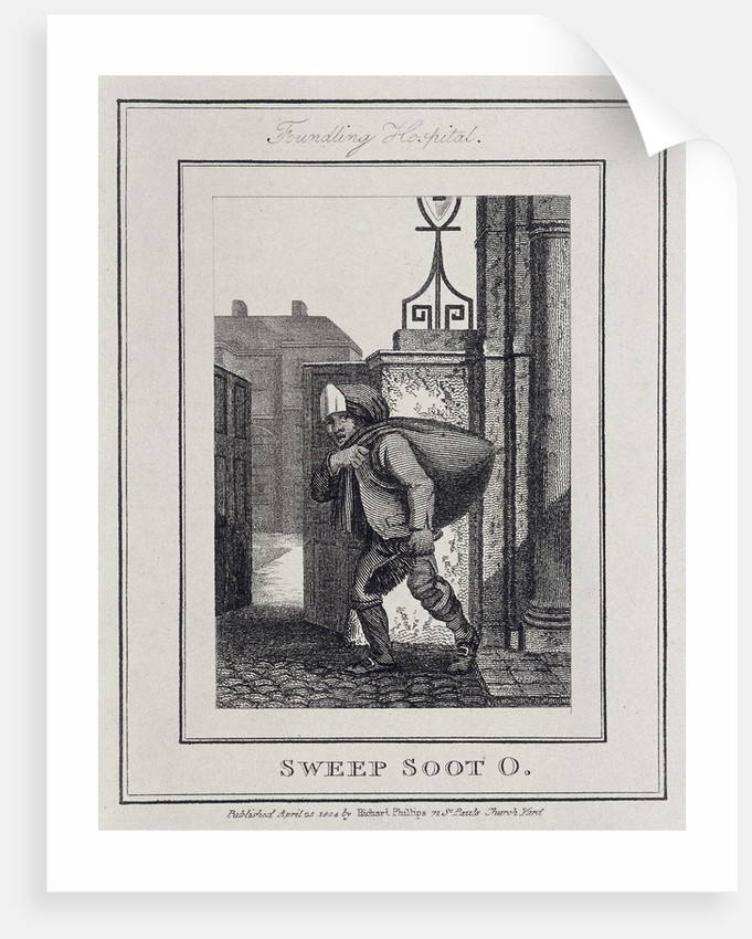 Sweep Soot O, Cries of London by Anonymous