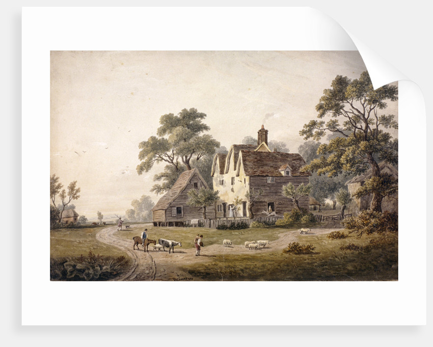 Chingford, Waltham Forest, London by William Lewis