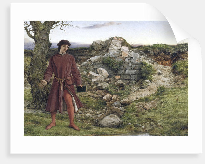 Henry VI at Towton by William Dyce