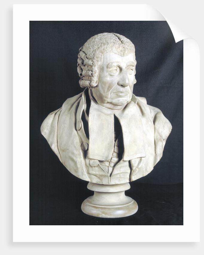 Sir John Silvester, Recorder of London 1803-1822 by Robert William Sievier