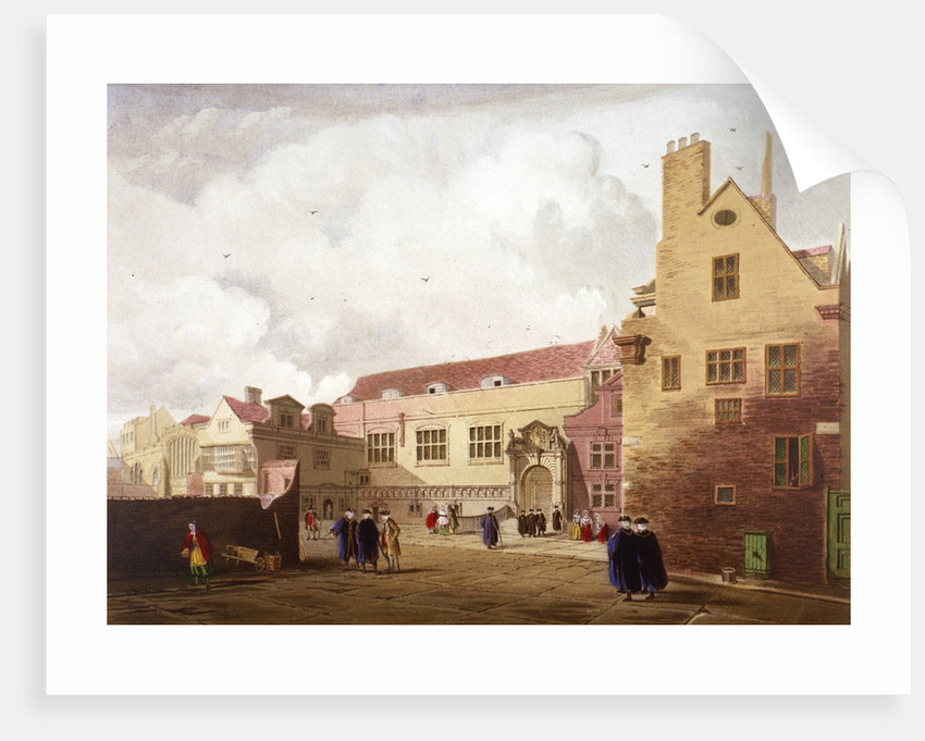 Leathersellers' Hall, Little St Helen's, City of London by