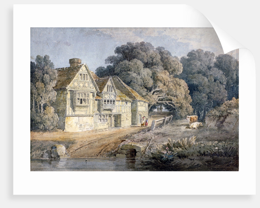 The Ost House at Hastings, Sussex by