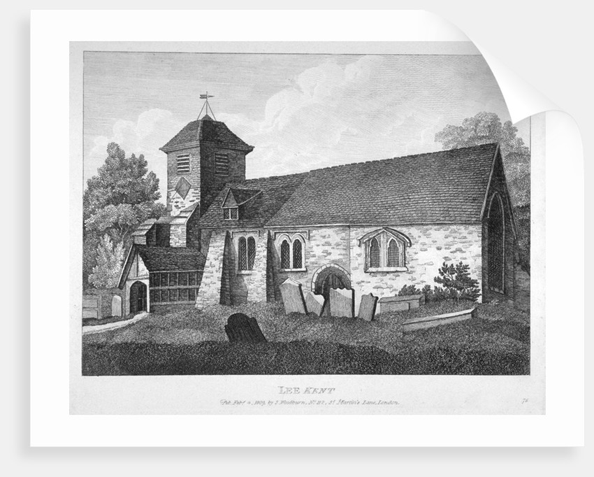 Church of St Margaret, Lee, Lewisham, London by Anonymous