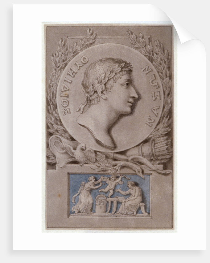 A Bas-Relief to Ovid by