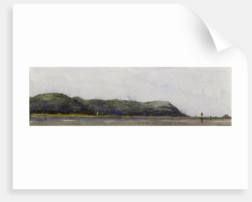 Point Sikree Gully, Rajmahal Hills by William Clerihew