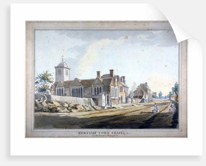 Kentish Town Chapel, London by