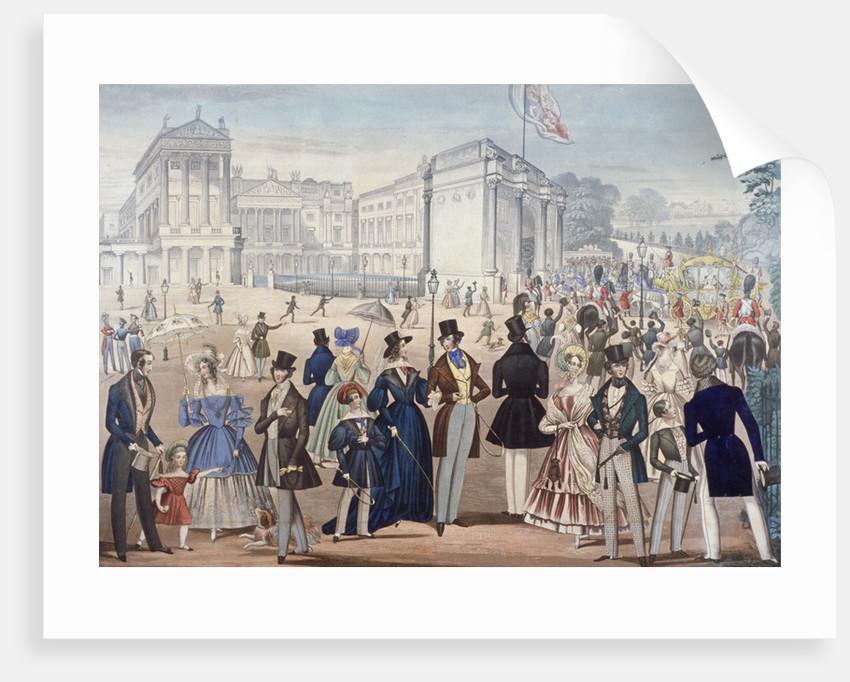 Buckingham Palace, London by Anonymous