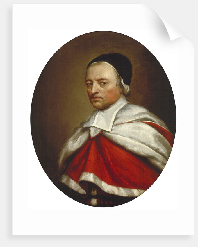 Sir William Dolben, Recorder of London 1676 by Henry Tilson