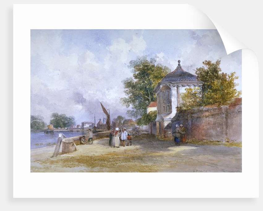 Mortlake, Richmond upon Thames, London by