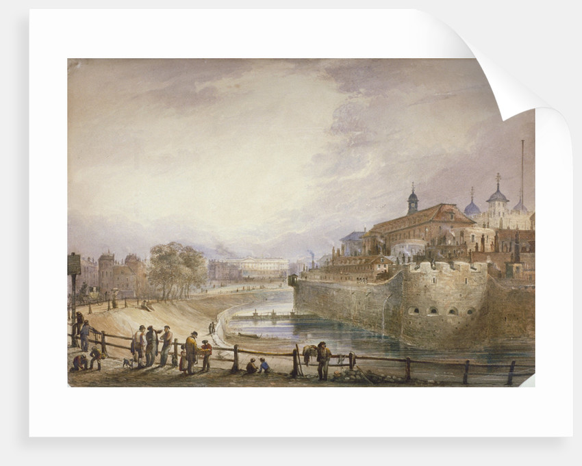 Tower of London by George B Campion