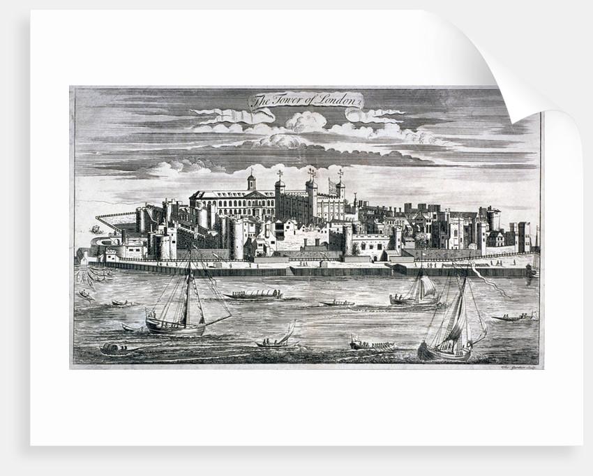 Tower of London by Thomas Gardner