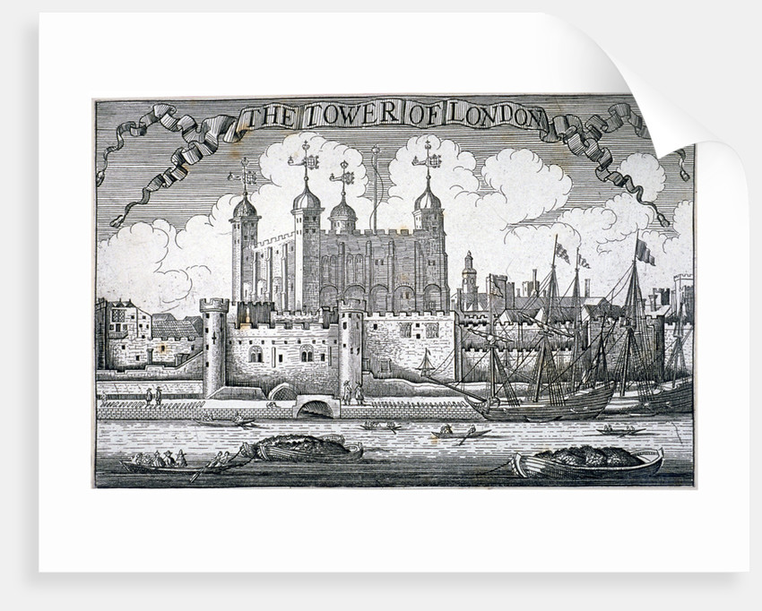 Tower of London, c1800(?) by Anonymous