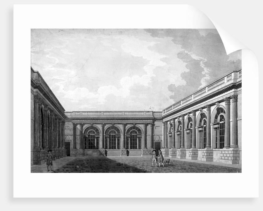 West quadrangle of the Bank of England , City of London by Thomas Malton II