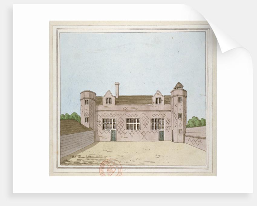 Queen Elizabeth's Grammar School, Chipping Barnet, Hertfordshire by Anonymous