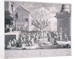 The South Sea Bubble by William Hogarth