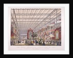 Great Exhibition, Crystal Palace, Hyde Park, London by Dickinson Brothers