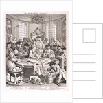 The Reward of Cruelty, plate IV from The Four Stages of Cruelty by