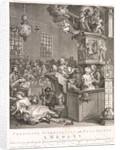 Credulity, Superstition and Fanaticism. A medley by William Hogarth