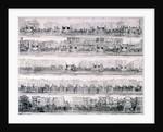 Queen Victoria's Progress through London by Joseph Robins