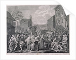 The March to Finchley by