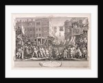 The industrious 'prentice Lord-Mayor of London', plate XII of Industry and Idleness by
