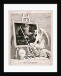 Time smoking a picture by William Hogarth