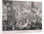 The Times,' 1762 by William Hogarth