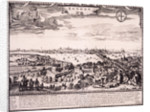 View of London from Southwark by Anonymous