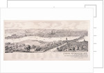 View of London from Southwark by Nathaniel Whittock