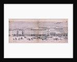 Panorama of London by George C Leighton