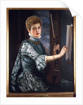 The Violinist by George Adolphus Storey