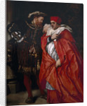 Ego et Rex Meus; King Henry VIII and Cardinal Wolsey by