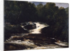 A Devonshire Stream by