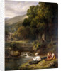 Borrowdale by William Collins