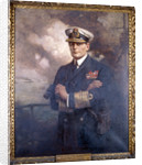Admiral of the Fleet, the Earl Beatty by Albert Chevallier Tayler