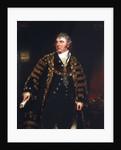 Harvey Christian Combe, Lord Mayor 1799 by Benjamin Burnell