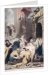 The stoning of St Stephen by Valentine Green