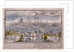 View of London by